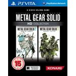 Playstation Vita Games Metal Gear Solid HD Collection