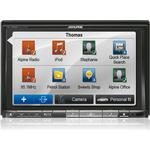 CD Player Boat- & Car Stereo Alpine INE-W928R