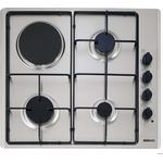Solid Plate Cooktop Beko HIZM 64120 SX