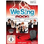 Nintendo wii sing Nintendo Wii Games We Sing Rock!