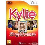 Nintendo wii sing Nintendo Wii Games Kylie: Sing & Dance