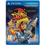Playstation Vita Games The Jak and Daxter Trilogy