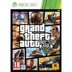 Xbox 360 Games Grand Theft Auto V