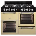 Gas Cooker Leisure CK100G232 Beige