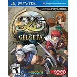 Playstation Vita Games Ys: Memories of Celceta