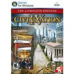 Compilation PC Games Sid Meier's Civilization IV: The Complete Edition