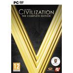 Compilation PC Games Sid Meier's Civilization V: The Complete Edition