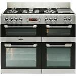 Gas Cooker Leisure CS90F530X Stainless Steel
