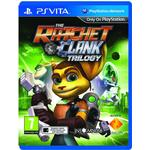 Playstation Vita Games The Ratchet & Clank Trilogy