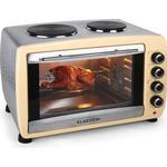 Electric Oven - 55 cm Electric Oven price comparison Klarstein Omnichef 45HC Cream