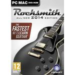 Music PC Games Rocksmith 2014 (incl. cable)
