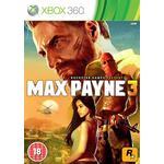 Xbox 360 Games Max Payne 3