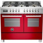 Gas Cooker Bertazzoni PRO100 6 MFE D RO T