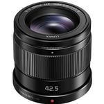 Camera Lenses Panasonic Lumix G 42.5mm F1.7 ASPH Power O.I.S