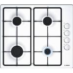 Gas Cooktop - White Bosch PBP6B2B60