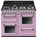 Dual Fuel Cooker Dual Fuel Cooker price comparison Smeg TR4110RO Pink