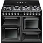 Gas Cooker Smeg TR4110BL1 Stainless Steel