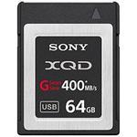 Sony XQD G 400/350MB/s 64GB