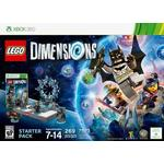 Xbox 360 Games LEGO Dimensions: Starter Pack