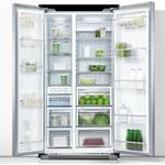 Fridge Freezers price comparison Fisher & Paykel RX628DX1 Stainless Steel