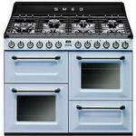 Gas Cooker Smeg TR4110AZ Blue