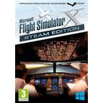 Simulation PC Games Microsoft Flight Simulator X: Steam Edition