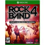 Music Xbox One Games Rock Band 4