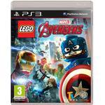 PlayStation 3 Games LEGO Marvel Avengers