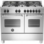 Gas Cooker Bertazzoni MAS100 6 MFE D XE