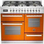 Gas Cooker Bertazzoni PRO100 6 MFE T AR T