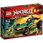 Lego Ninjago Jungle Raider 70755