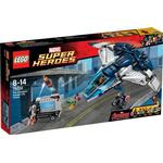 Marvel - Lego Super Heroes Lego Super Heroes The Avengers Quinjet City Chase 76032