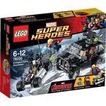 Lego avengers Toys Lego Super Heroes Avengers Hydra Showdown 76030