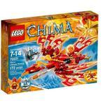 Lego Chima Lego Chima Flinx's Ultimate Phoenix 70221