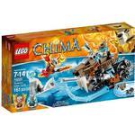 Lego Chima Lego Chima Strainor's Saber Cycle 70220