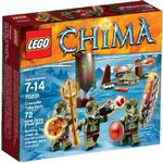 Lego Chima Lego Chima Crocodile Tribe Pack 70231