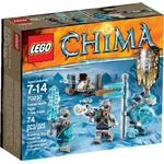 Lego Chima Lego Chima Saber-tooth Tiger Tribe Pack 70232