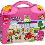 Lego Juniors price comparison Lego Juniors Supermarket Suitcase 10684