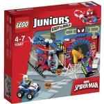 Spider-Man Toys Lego Juniors Spider-Man Hideout 10687