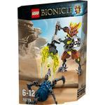 Lego Bionicle Lego Bionicle price comparison Lego Bionicle Protector of Stone 70779
