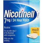 Nicotine Patches Nicotinell TTS 10 10pcs