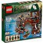 Lego Hobbit Lego Hobbit Attack on Lake-town 79016