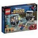 Superman Toys price comparison Lego Super Heroes Superman Black Zero Escape 76009