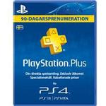 Gaming Accessories Sony PlayStation Plus - 90 days - SE