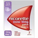 Nicotine Patches Nicorette Step3 Invisi 10mg 7pcs