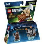 Gaming Accessories Lego Dimensions Gimli 71220