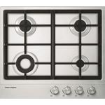 60 cm cm Hobs Fisher & Paykel CG604DNGX1