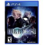 PlayStation 4 Games price comparison Final Fantasy 7