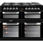 Gas Cooker Leisure CS100F520 Black