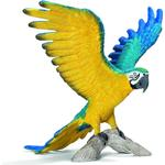 Toy Figures - Birds Schleich Blue-and-yellow Macaw 14690